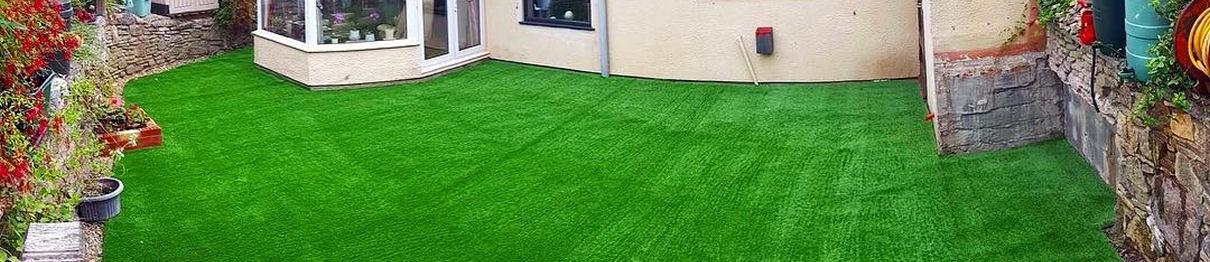 artificial grass home