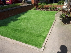 artificial grass aftercare