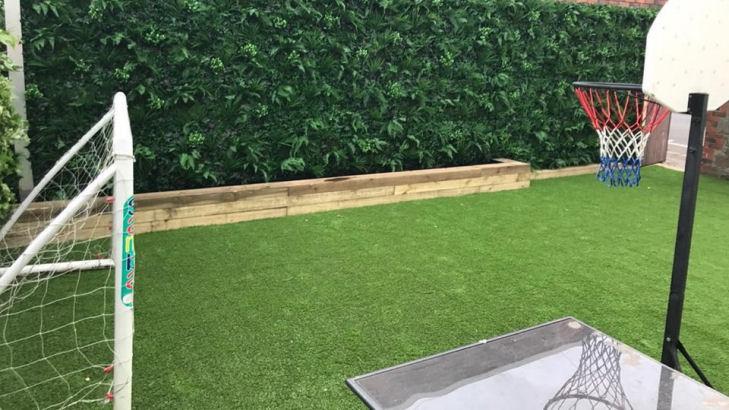 artificial grass for garden